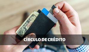 Círculo de buró de crédito